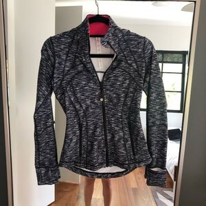 Lululemon Zip Up Work out jacket
